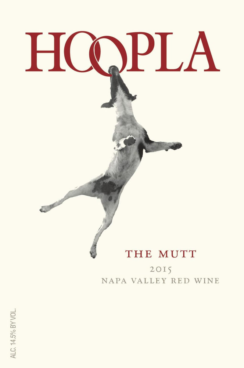 HOOPLA  THE MUTT RED BLEND
