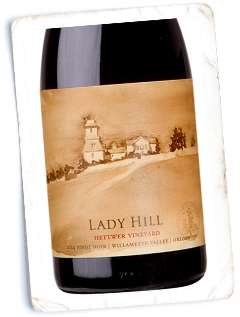 LADY HILL PINOT NOIR