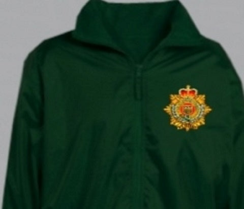 J3 - Royal Logistic Corps Mistral Jacket  also available ACC, RAOC, RASC & RCT Badges