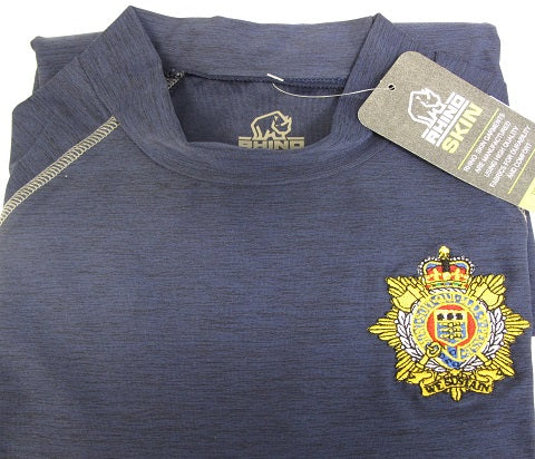 T68 - Royal Logistic Corps Performance Sports Base Layer Top