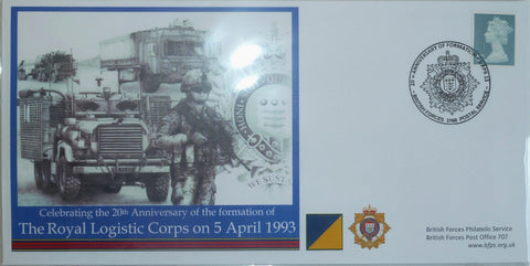 C03 - RLC 20th Anniversary Commemorative Card