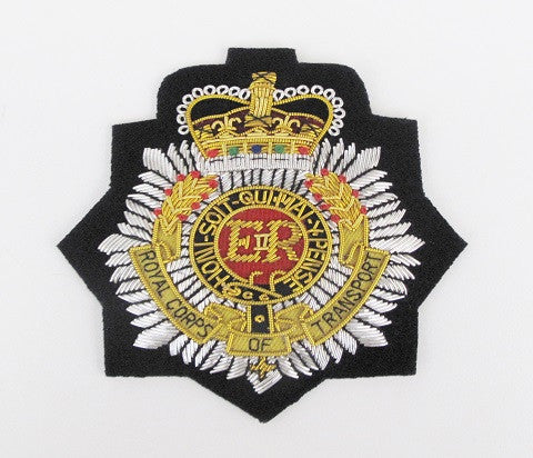 B63 - Royal Corps of Transport Blazer Badge EIIR