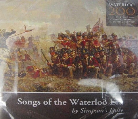 C6 - songs of the Waterloo Era by Simpson's Folly