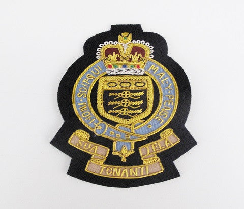 B70 - Royal Army Ordnance Corps Blazer Badge