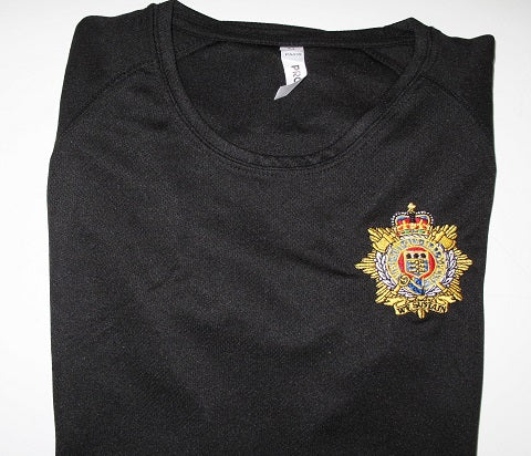 T99 - Royal Logistic Corps Ladies Sports T-Shirt