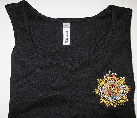 Ladies Royal Logistic Corps Sports Vest