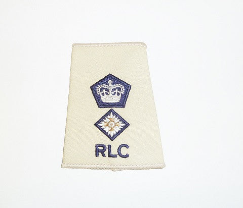 R40 - LT Col Fawn Rank Slides