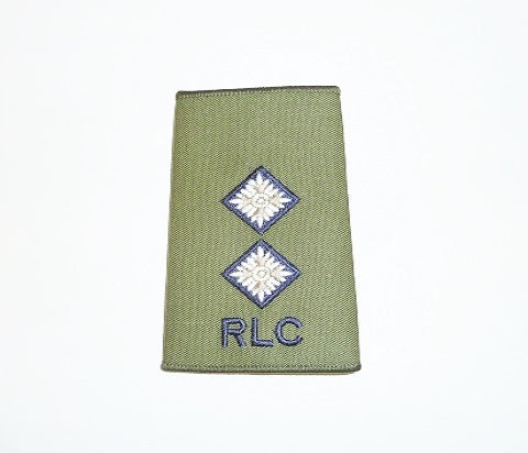R59 - Lt Olive Green Rank Slides