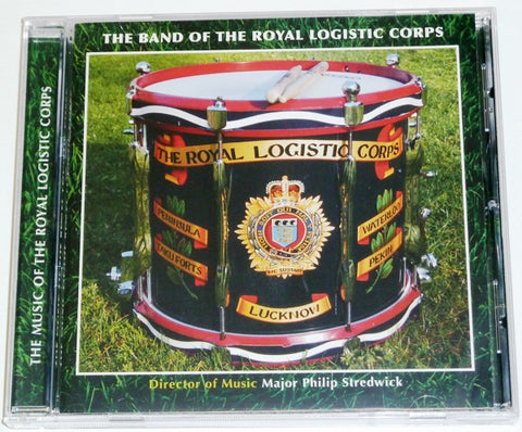 CBAND - 1 CD The Music of The Royal Logistic Corps