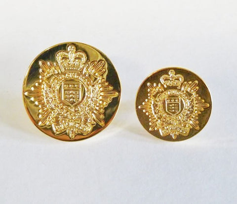 B76 - Royal Logistic Corps Blazer Button