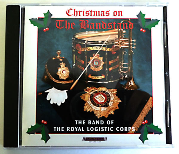 C8 -  Christmas on the Bandstand RLC music CD