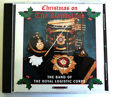 CBand - 2 Christmas on the Bandstand RLC music CD