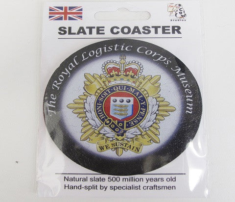 C131 - Royal Logistic Corps Coaster