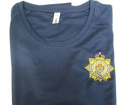 T66 - Royal Logistic Corps Sports Training T-Shirt