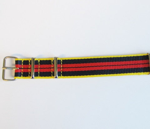 W311 - Royal Logistic Corps Watch Strap 18mm G10