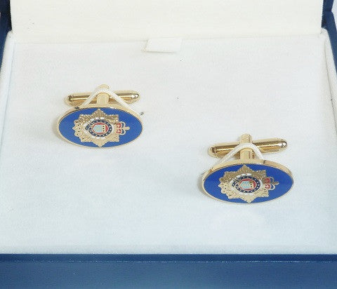 C83 - Royal Logistic Corps Cufflinks Bar Link