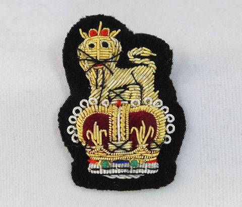 B103 - General Staff Cap Badge