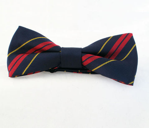B96 - Royal Logistic Corps Bow Tie Ready Made