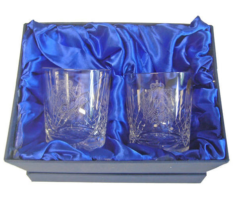 W11 - Whiskey Glasses RLC, RAOC, RASC, RCT, ACC