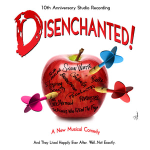 Secondary Princess - Disenchanted! 10th Anniversary Studio Album