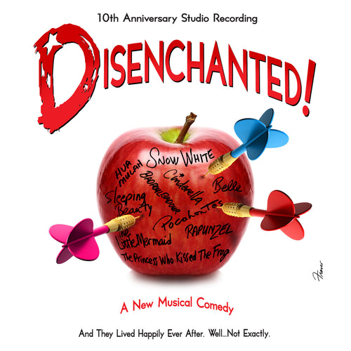 All I Wanna Do Is Eat - Disenchanted! 10th Anniversary Studio Album