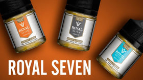 Royal Seven E Liquid Logo