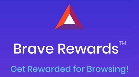 Brave Browser rewards from browsing