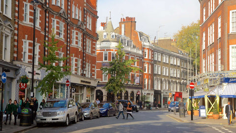 The impact of COVID-19 on London's High Streets