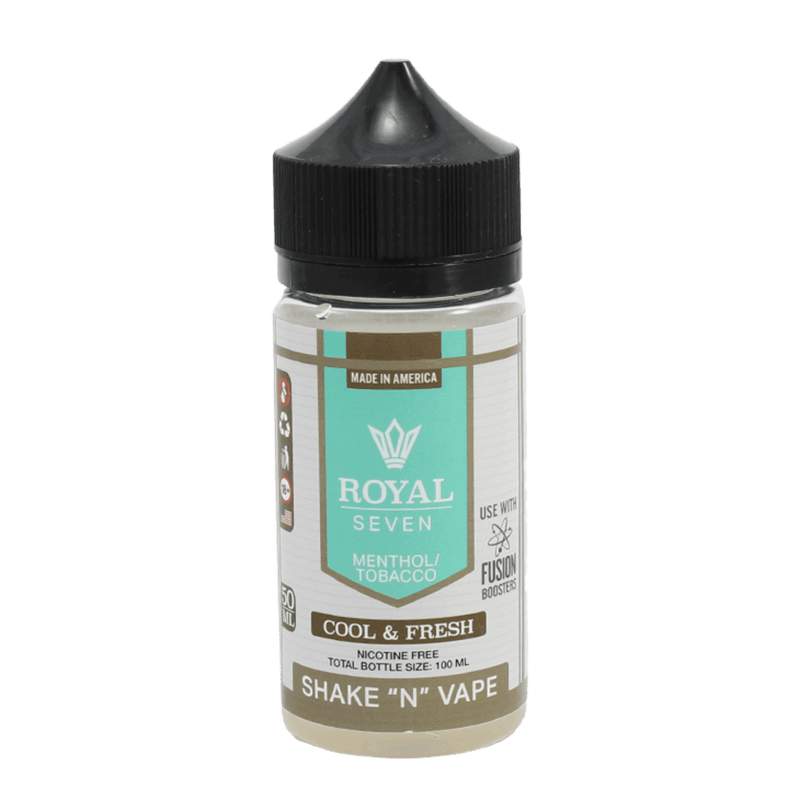 Royal Seven Cool & Fresh E Liquid UK