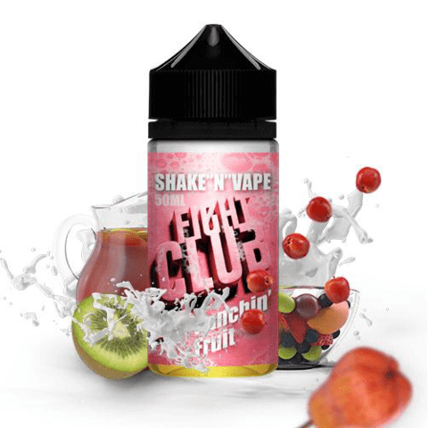Fight Club Punchin Fruit E Liquid