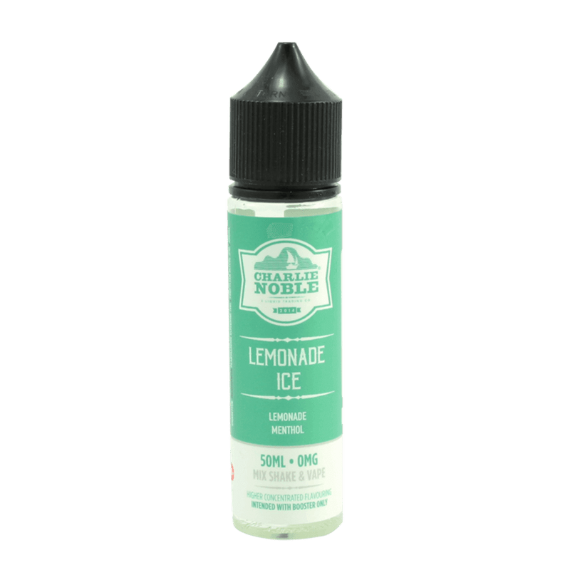 Charlie Noble Lemonade Ice 50ml