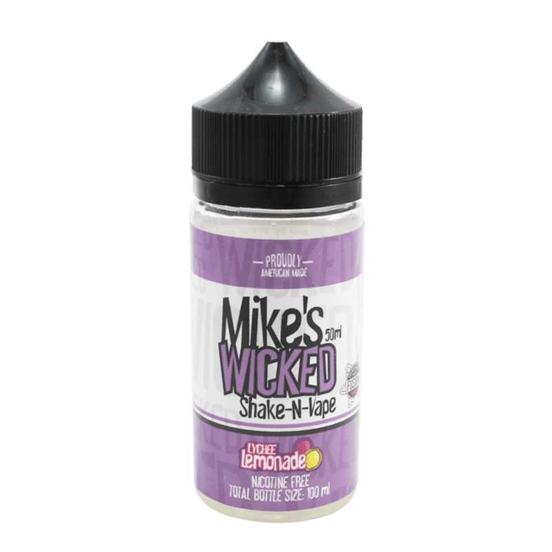 Mickes Wicked Lychee Lemonade 50ml