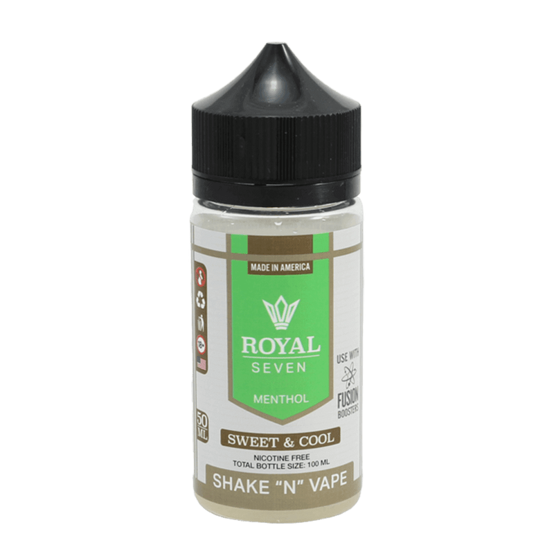 Royal Seven Sweet & Cool E Liquid UK
