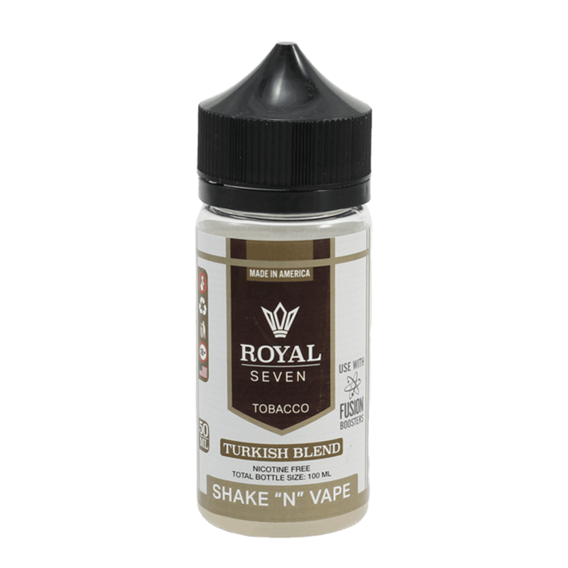 Royal Seven Turkish Tobacco E Liquid UK