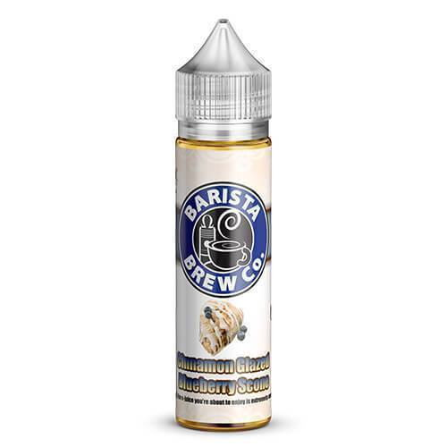 Barista Brew Co Cinnamon Glazed Blueberry Scone E Liquid
