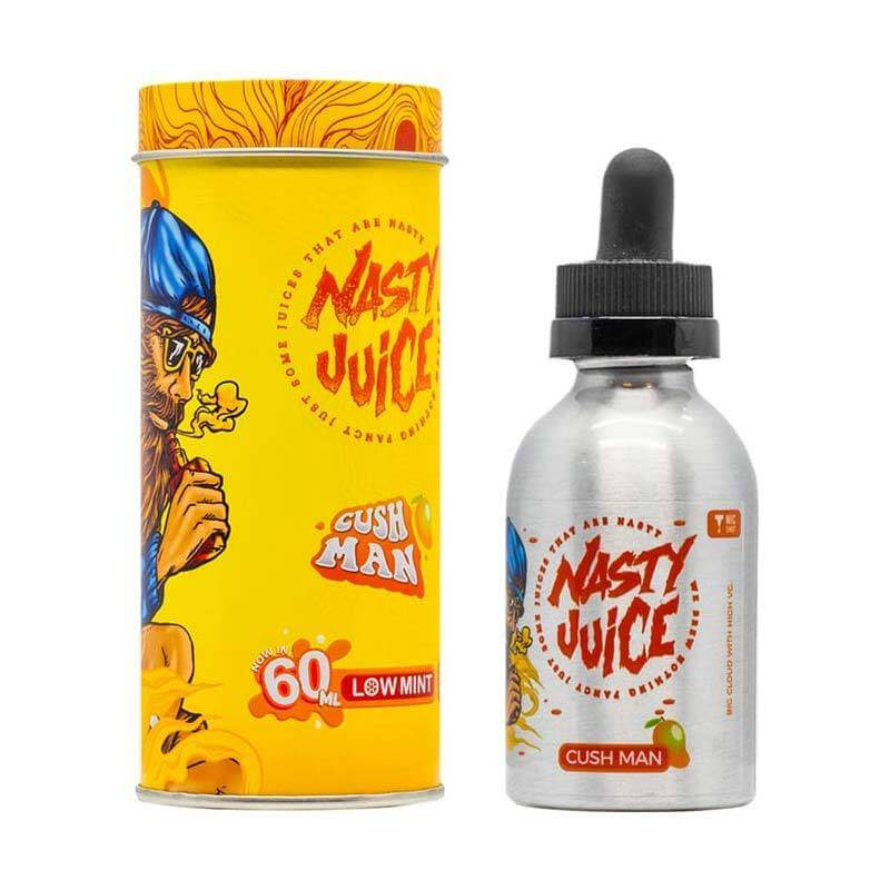 Nasty Juice Cushman Low Mint 50ml