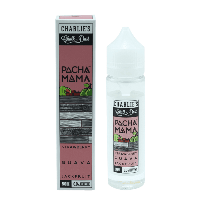 Pachamama Strawberry Guava 50ml