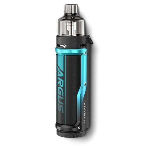 Voopoo Argus X Pod Vape Kit - Leather Blue