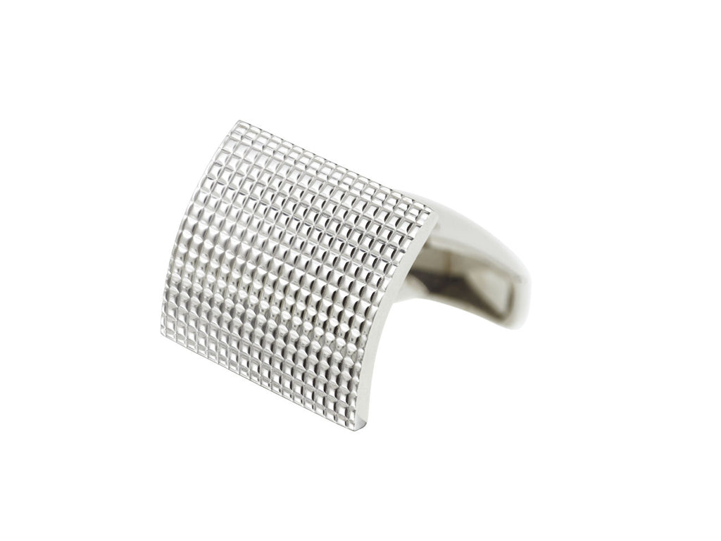 CROSS HATCH CUFFLINKS