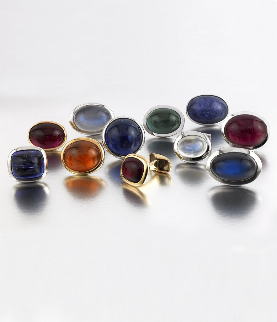 uniquE CABOCHAN GEM COLLECTION FROM