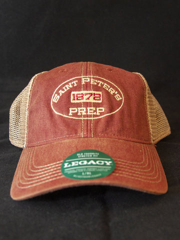 Trucker Style Fitted Hat