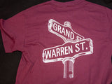 Grand and Warren T shirt