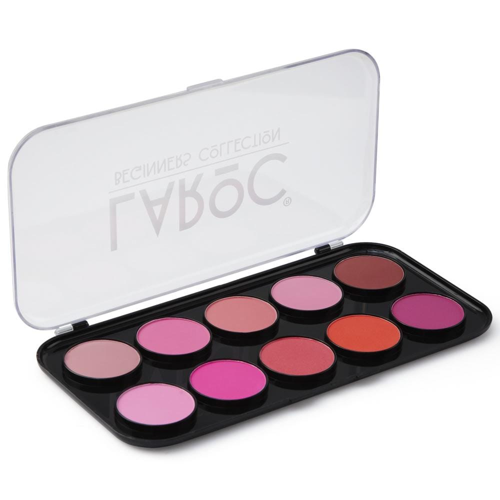 Blush Palette - LaRoc 10 Colour Blusher