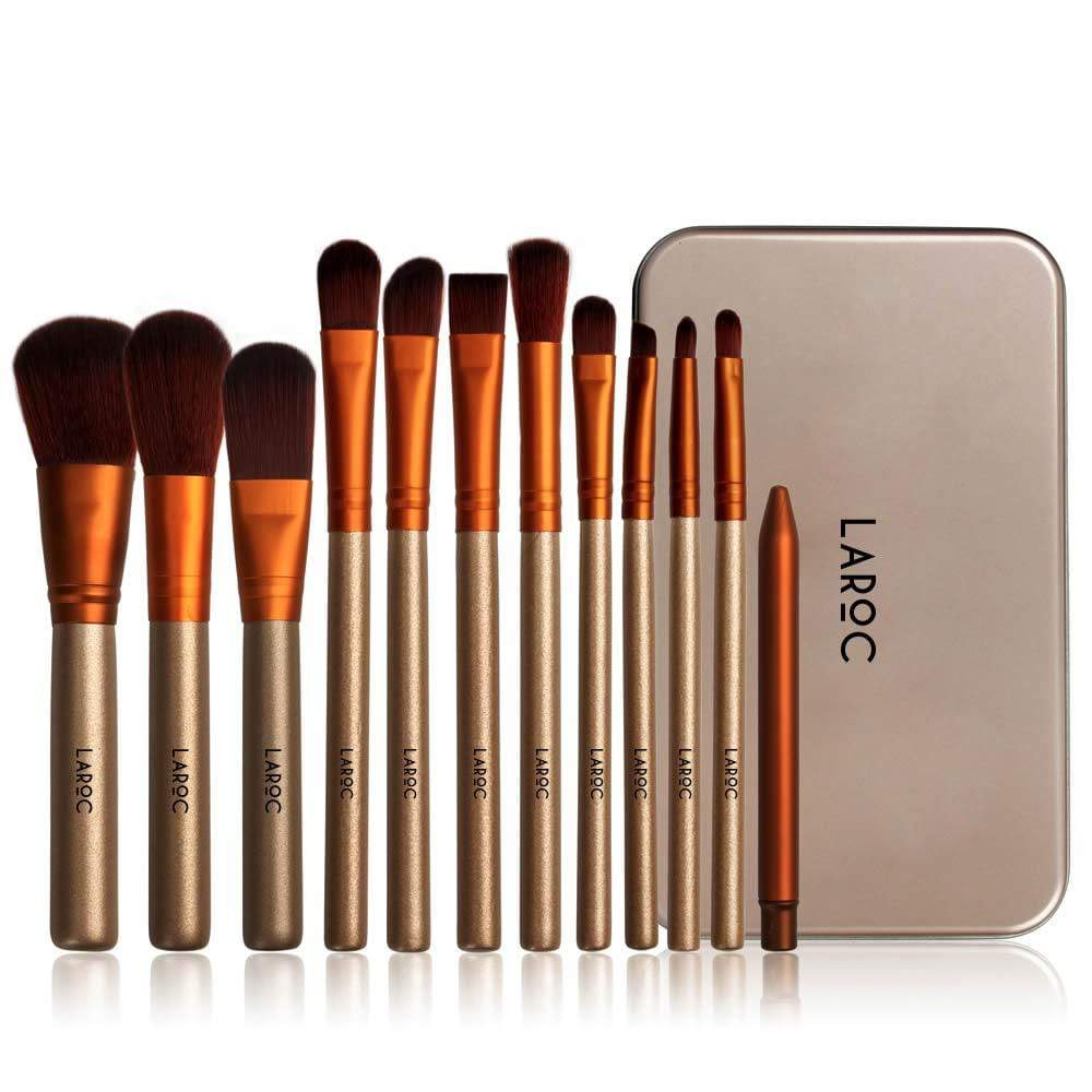 LaRoc 12 Piece Brush Set