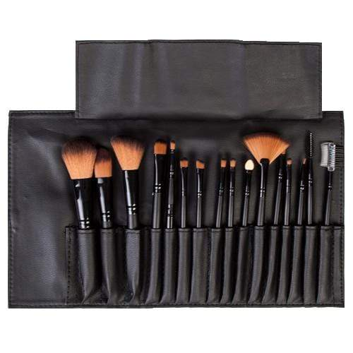 LaRoc 16 Piece Makeup Brush Set