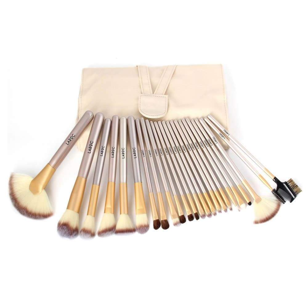 LaRoc 24pc Makeup Brush Set