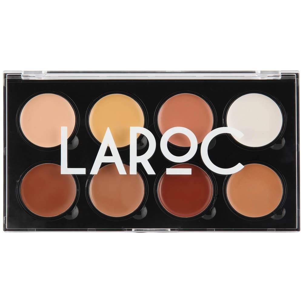 Cream Contour Palette - LaRoc 8 Colour