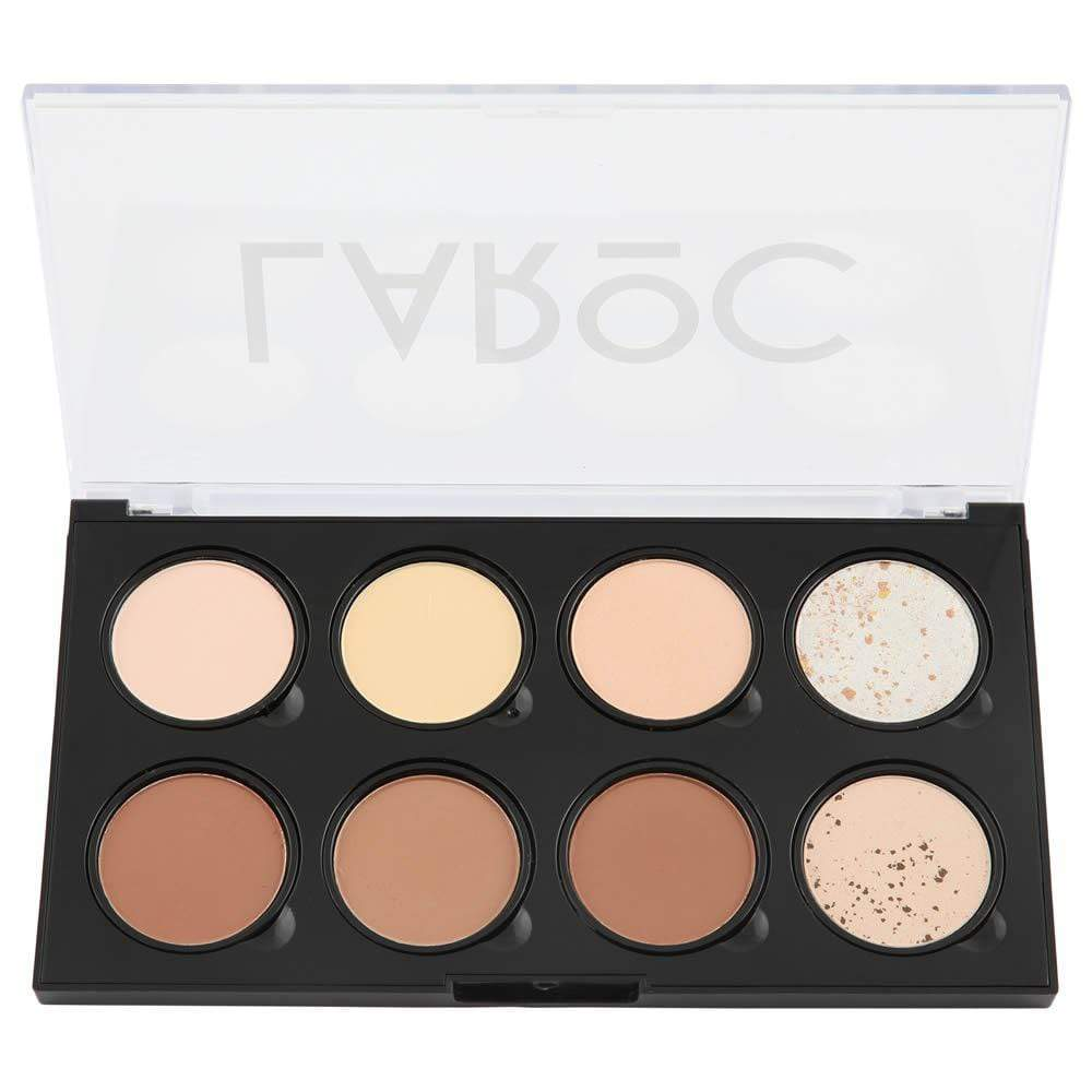 Contour Powder Palette - LaRoc 8 Colour