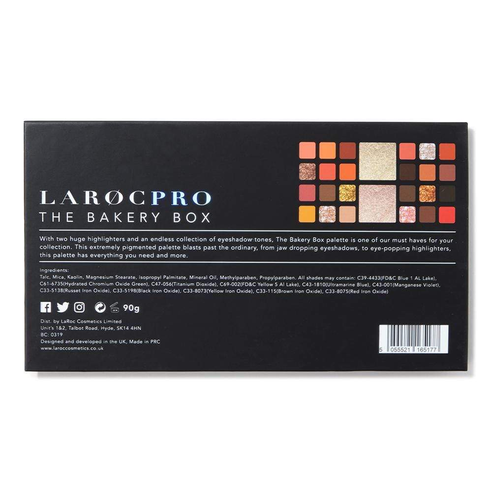 LaRoc Pro The Bakery Box