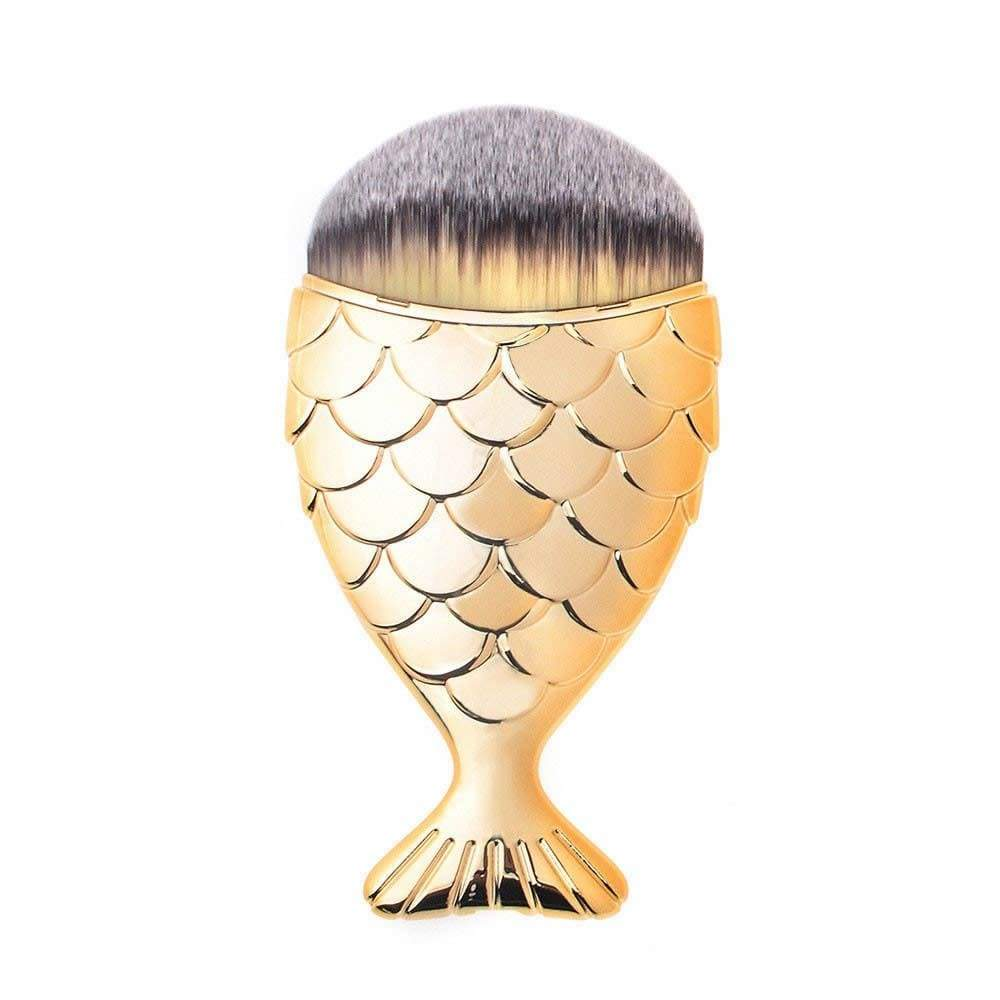 LaRoc Mermaid Brush - Gold